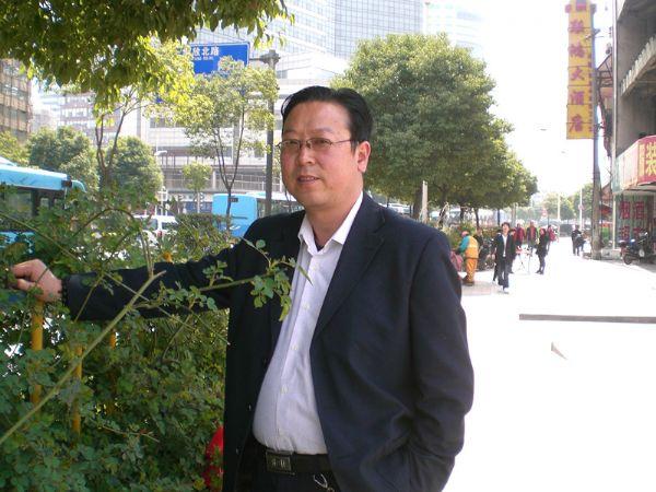 书画家张博瑞