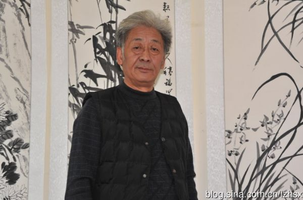 书画家陶积福