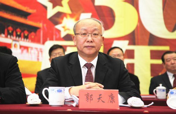 郭天康在农工党甘肃省委会成立30周年庆祝大会上的讲话